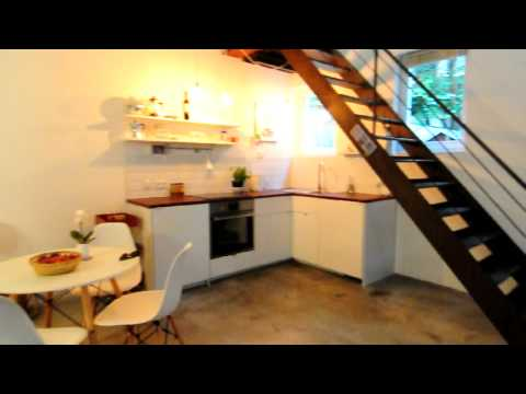 2-Room Maisonette with Garden in converted Carriage House, Müllenhoffstr