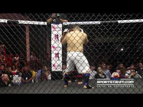 combat MMA Henri Burns