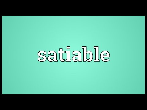 Header of satiable