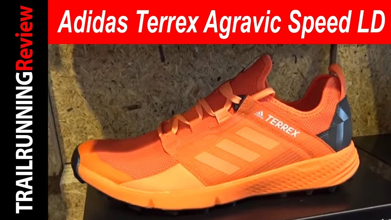 Adidas Terrex Agravic Speed LD Preview