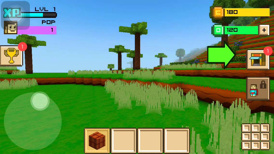 Blocks craft 3d lets play 1 youtube for Block craft play for free