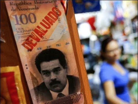 Venezuela Bolivar Is Done.