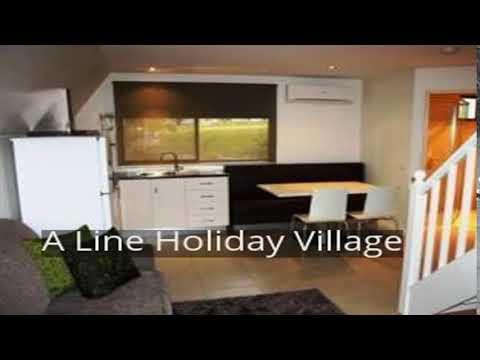 A Line Holiday Village