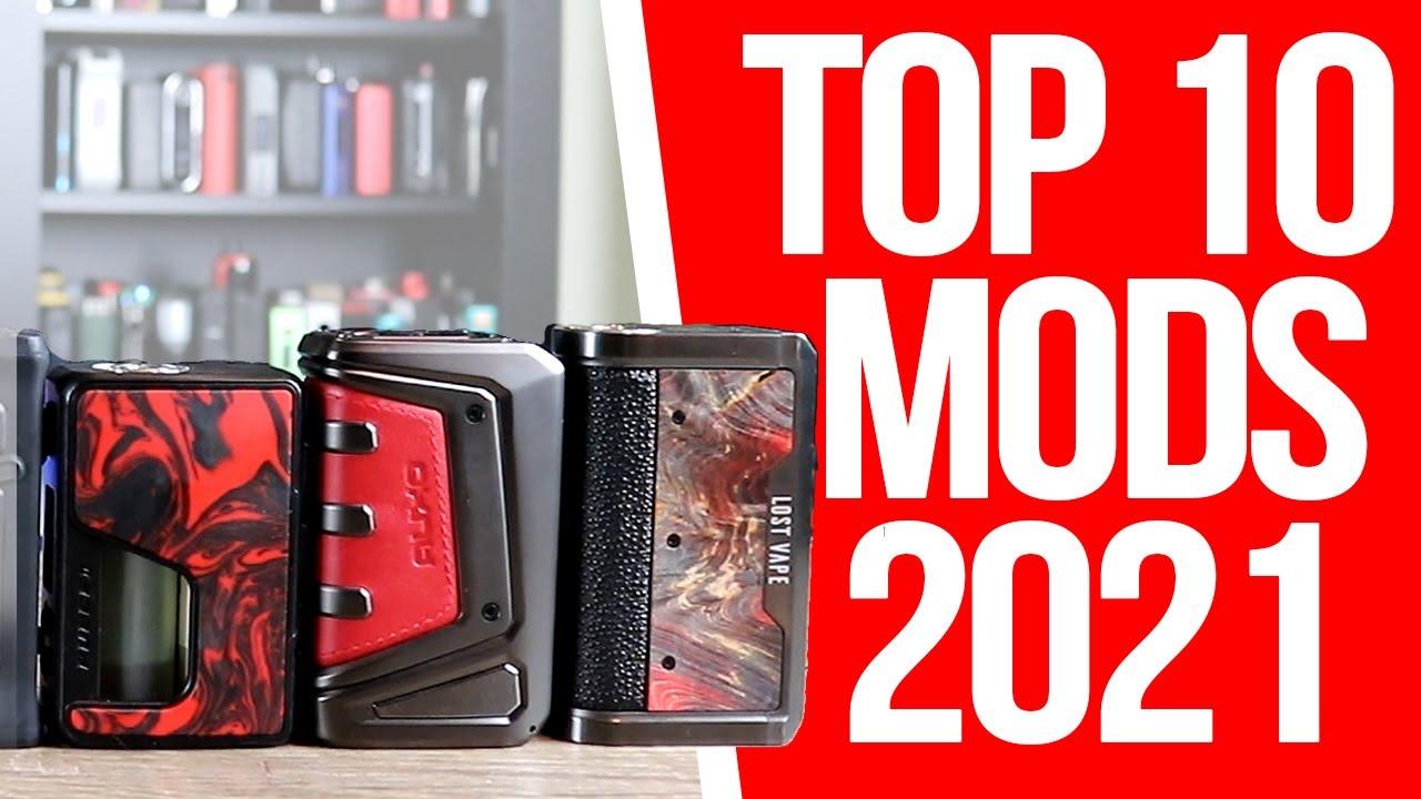 Download TOP 10 BEST VAPE MODS FOR 2021 - VAPING INSIDER