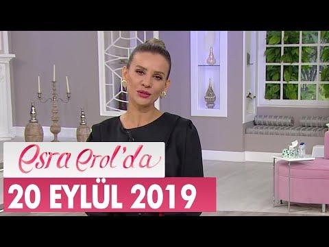 Esra Erol'da 20 Eylül 2019 - Tek Parça