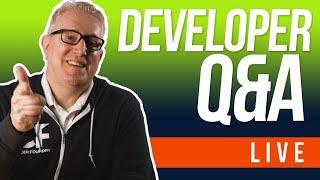Web Developer Q&A  Tuesday January 19th