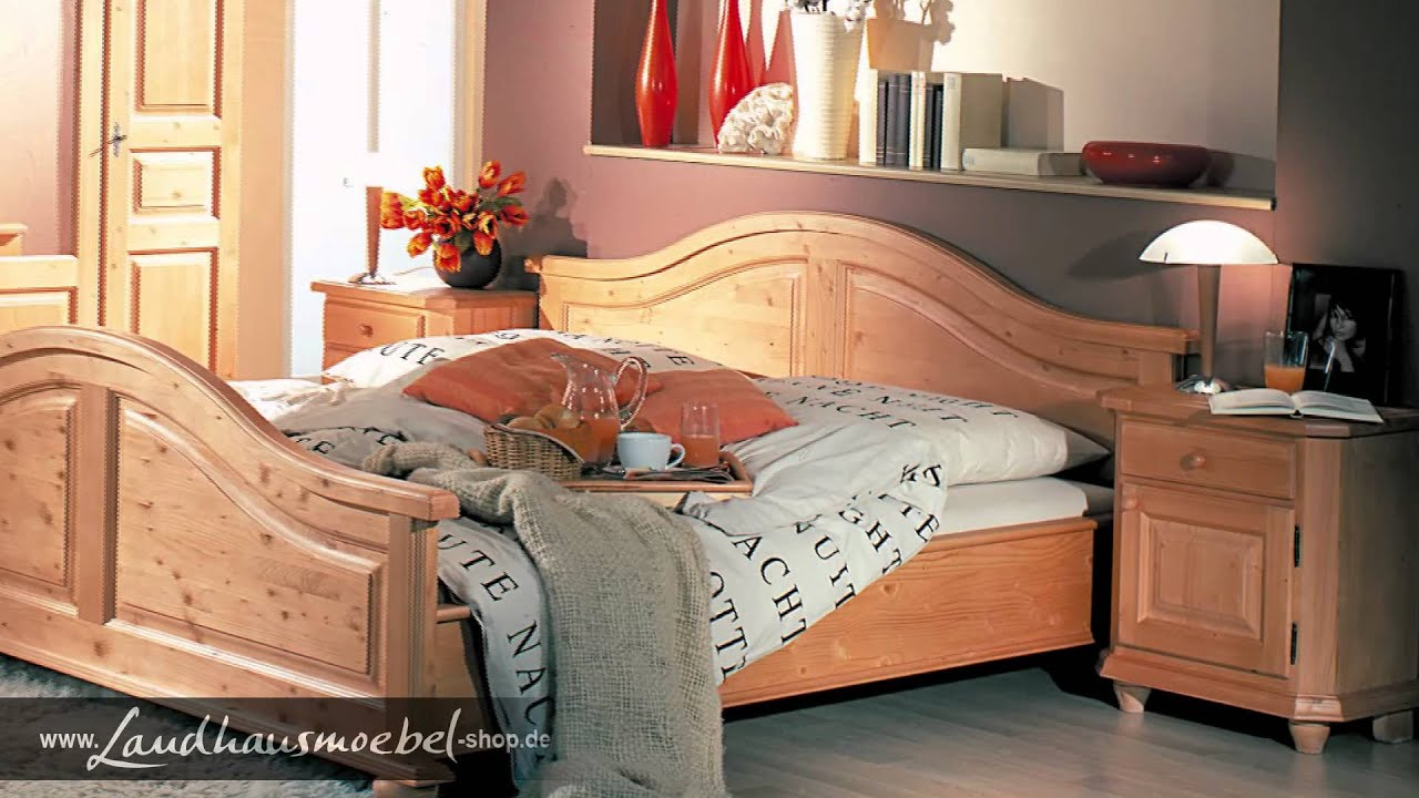 Wohnen mit Stil - Alpin-Living - das Vollholzmöbel-Programm von ...