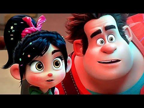 DETONA RALPH 2 Trailer Brasileiro DUBLADO (2019) WIFI RALPH, Disney