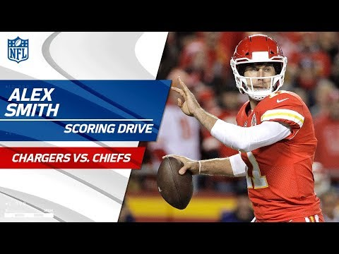 Smith & Kelce Lead KC Downfield for FG to Take the Lead! | Chargers vs. Chiefs | NFL Wk 15