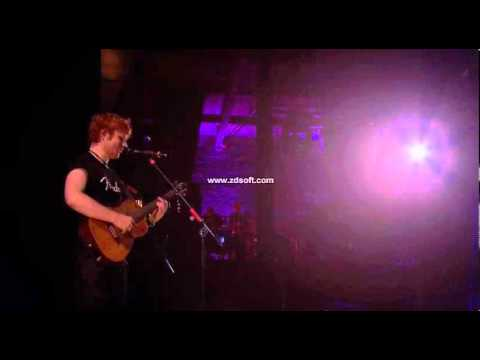 Kiss Me - Ed Sheeran- iTunes Festival 2012