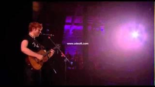 Kiss Me - Ed Sheeran- iTunes Festival 2012