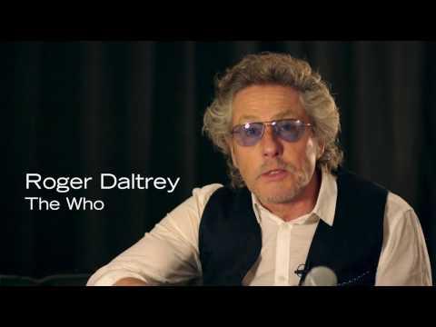 Roger Daltrey - Shure SM58 Interview