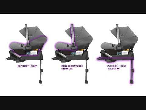 Nuna Pipa Lite The Lightest Infant Car Seat