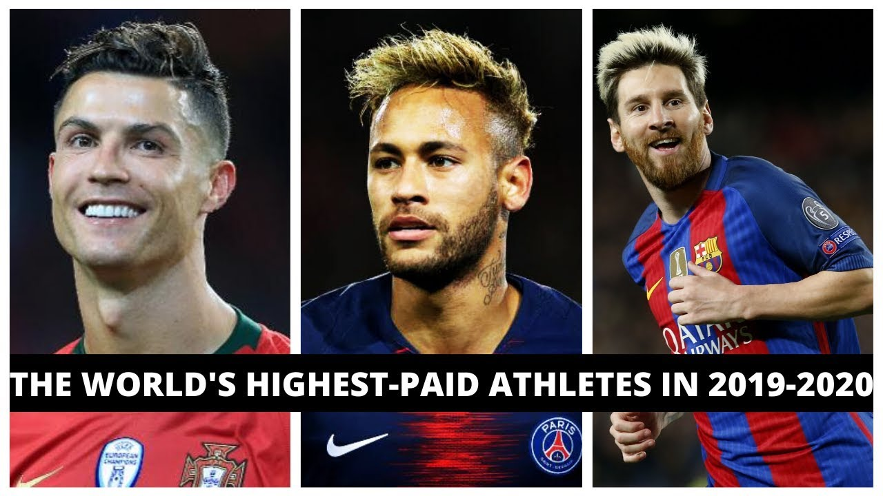 Top 10 Highest Paid Athletes in the World 2019 – 2020