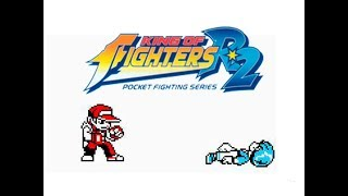 The King of Fighters R-2 (Neo Geo Pocket Color) Recalbox Batocera