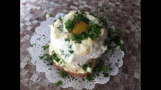 Оригинальная яичница/Яйца Орсини/Блюда из яиц/Жизнь в деревне