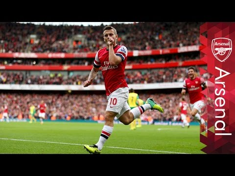 Arsenal - Top five team goals