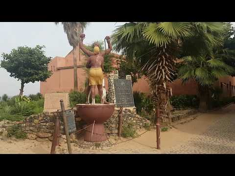 Travel vlog : Quick visit to Goree Island, Senegal 2017 (Use 1080p quality)