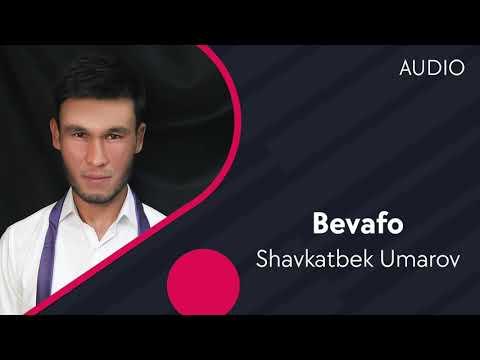Shavkatbek Umarov - Bevafo | Шавкатбек Умаров - Бевафо (AUDIO)