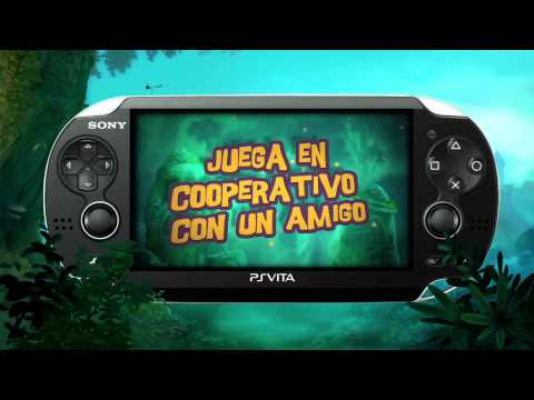 Rayman Legends - PS Vita Trailer [ES]