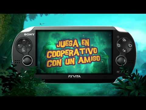 Rayman Legends - PS Vita Trailer [ES]