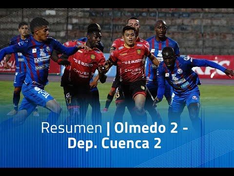 Olmedo Dep. Cuenca Goals And Highlights