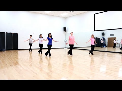 Visiting Hours - Line Dance (Dance & Teach in English & 中文)