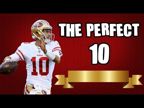 Jimmy Garoppolo is a future MVP! Jimmy Garoppolo 49ers Scouting Report (2018)