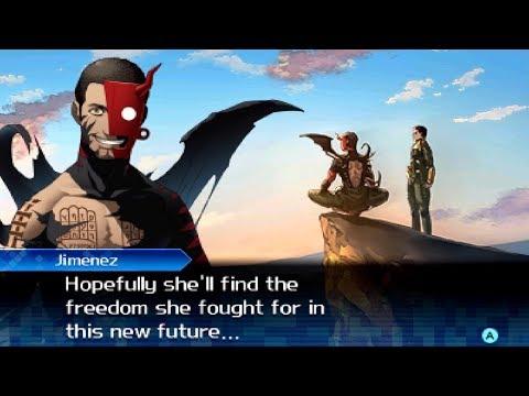 Shin Megami Tensei Strange Journey Redux NEW CHAOS ENDING