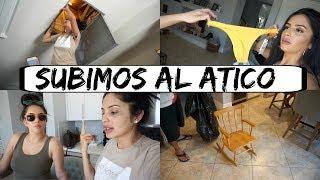 SUBIMOS AL ÁTICO! * ESPIRITU DE UN NIÑO * - vlogs diarios