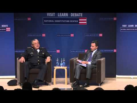 Police Commissioner Charles Ramsey discusses policing in a Democracy
