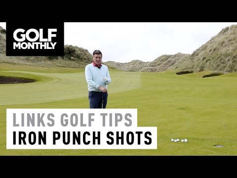 Links Golf Masterclass - Iron Punch Shots