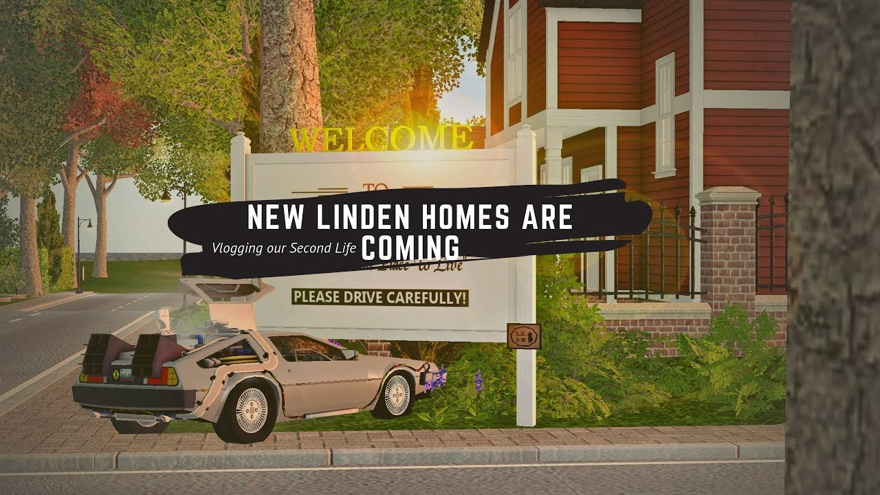 New Linden Homes are coming (soon) – VIRTUALITY
