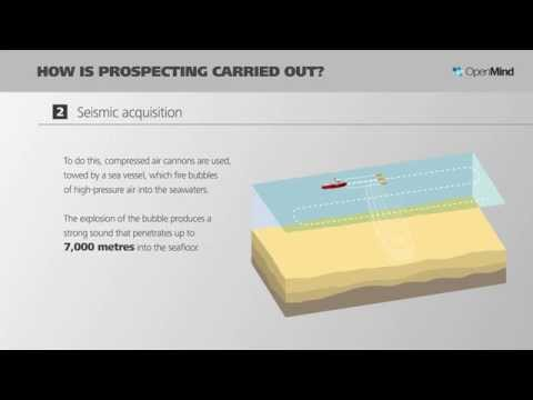Prospecting petroleum: how it's done [video infographic]