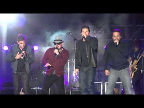 98 Degrees *True to your Heart/Drew Intro* Hershey Mixtape Festival 8/18/12