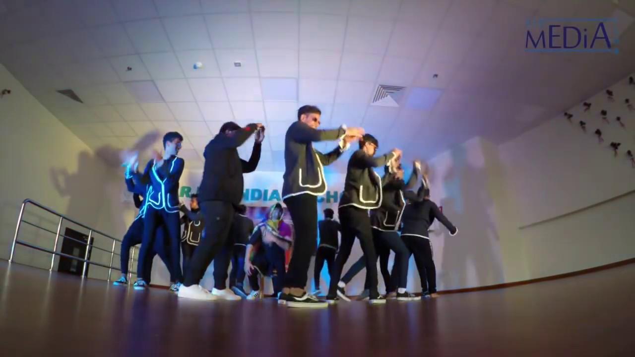 Sharjah Indian School Talent's Day 2K18 . OG DANCE