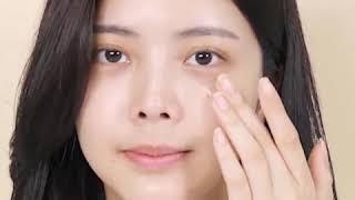 Ý tưởng quay giới thiệu sản phẩm  BB Cream kem nền Hàn Quốc với người mẫu trogn studio