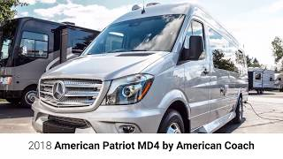 2018 American Coach American Patriot MD4 Lounge Overview | 616.965.9623