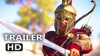 PS4 - Assassin's Creed Odyssey: NEW Gameplay Trailer (2018)
