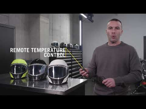 OXYGEN Snowmobile Helmet -  Features & Benefits