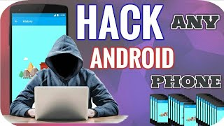 How to Hack anyone's Smartphone |Track their works | In hindi | By Jai tech