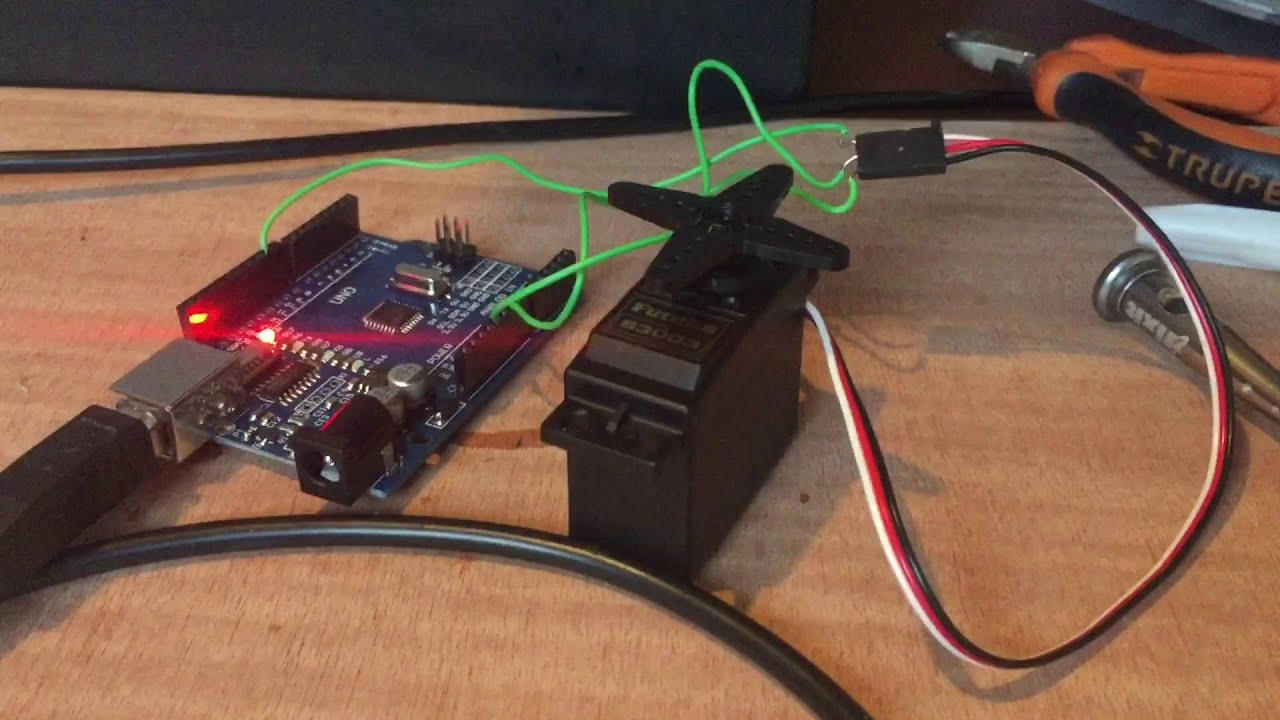 How To - Continuous Rotation Servo