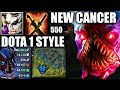 NEW EBOLA Mid DOTA 1 Style EPIC Pro Night Stalker 7.20 by Top 1 MMR MidOne Craziest Fun Gameplay