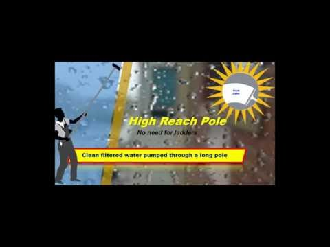 window cleaning services promotional videos