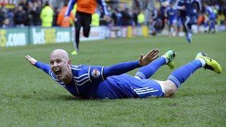 Watford 0-1 Ipswich Town - 2014/15 - BBC Radio Suffolk Highlights