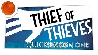 Thief Of Thieves Season One - Quick Look