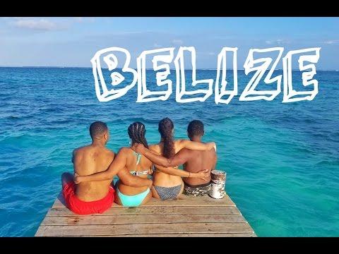 BELIZE TRAVEL VLOG | Birdy's La isla Bonita Birthday