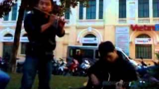 CLB Guitar Gỗ Việt Nam _ Ngẫu hứng chiều Giáng Sinh