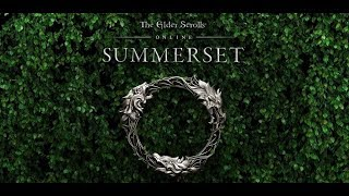 The Elder Scrolls Online Summerset | Game Features and Release Date