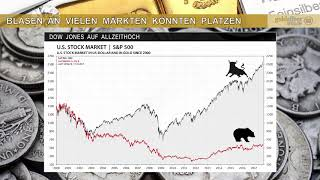 US Notenbank sticht Blasen an - Flucht ins Gold? Webinar mit M. Blaschzok (17.10.2017)